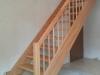 Treppe in Buche geölt