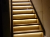 Treppe mit Beleuchtung